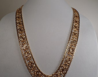 1970's High Style Monet Necklace