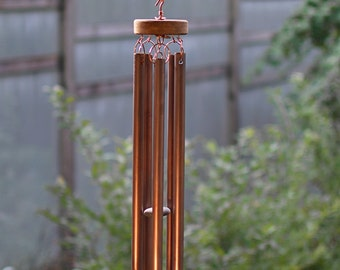 Wind Chime, Stone, Beach Stone, Copper, Windchimes, Windchime, Wind Chimes