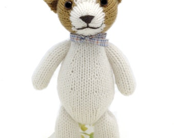 Free Knitting Pattern Jack Russell Dog : Knit some cuteness by fuzzymitten on Etsy