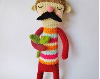 Mr. Fernando - Black Mustache