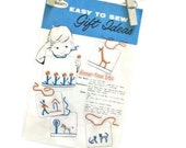 Vintage Wright's Sewing Pamphlet | Easy To Sew Gift Ideas | FREE SHIPPING in US