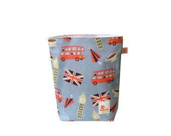 CLEARANCE Reusable Snack Sack | London Calling