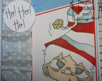 59 Biggest Lil Elf Digi Stamp