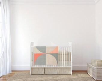 Modern Quilt - Shale/Natural Linen POP Variation
