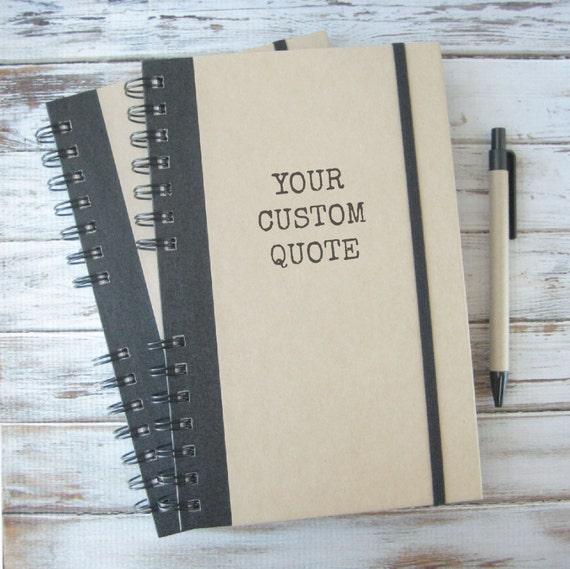 Journal Notebook College Graduation Gift Personalized Gift for Men Personalized Journal Gift for Women Custom Notebook SA5