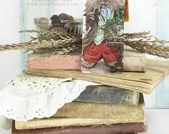 Rabbit Bookmark - Bookmarker - Bookmarking - Bookmarks for Books - Book Mark - Reading Bookmark - Book Mark Bookmark - Book Art - Unique