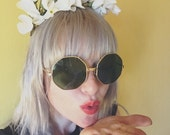 White Flower Crown // Bridal Headpiece // Boho Bride // Bohemian Jewelry // Floral Head Wreath // Festival Headband // COACHELLA