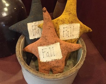 Primitive Fall Stars