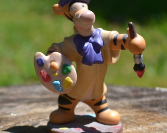 Disney's Tigger Artist Figurine