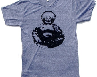 Graphic Tee, Funny Tshirt, Men, Tshirt, Geeky Shirt, Cool Tshirt, Mens Shirt, Geekery, Funny T, Cool Tee, Yoga, Buddha Tshirt, Yoga Tshirt