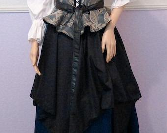 4 Piece Renaissance Costume