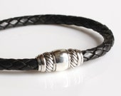 UPGRADE to Sterling Silver Clasp for Skye, Taylor and Ariel Bracelets