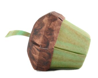 Acorn Box DIY Papercrafting Kit