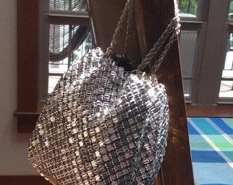 Whiting & Davis Mesh Handbag/Purse
