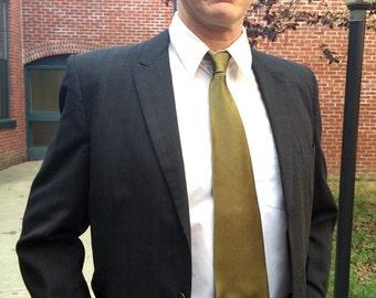 Miskatonic University Embroidered Silk Necktie