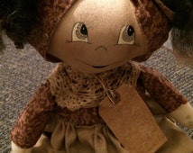 Handmade Primitive Doll