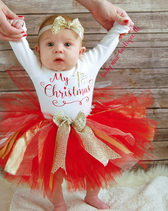 Baby S 1st Christmas Clothes