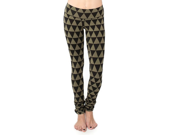Triangle Extra Long Leggings Tall Women Pants By Eleven44