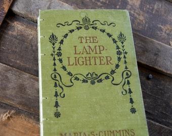 THE LAMP-LIGHTER Vintage Lined Notebook Journal