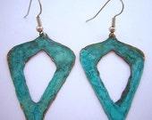 Verdigris Ornament Earrings