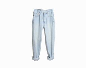Vintage Levi's Boyfriend Jeans / 90s Levi's Jean / Levi's 550s - W 33 x L 32