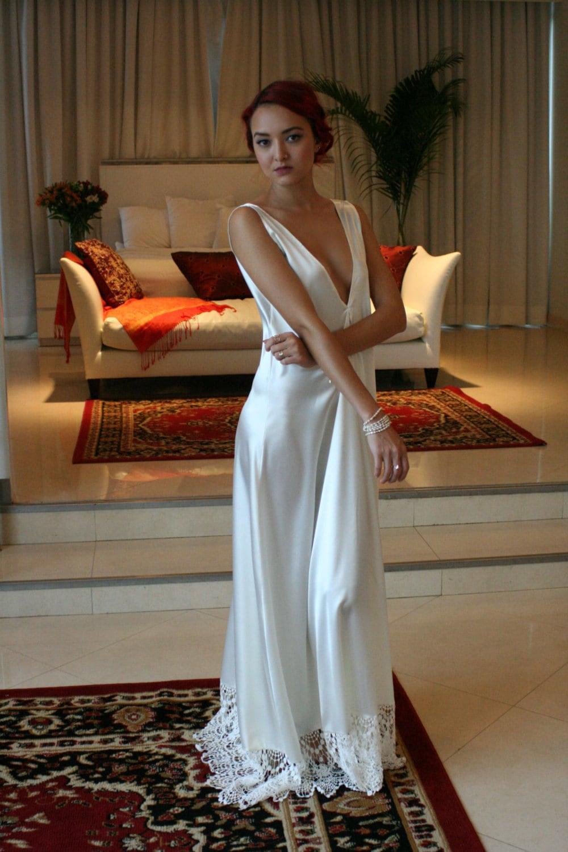 White Wedding Lingerie 76