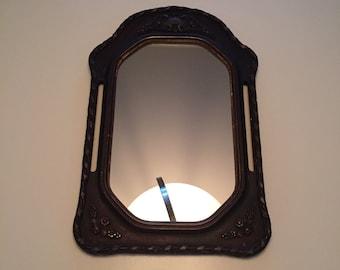 Antique Embossed Mirror/  By Gatormom13