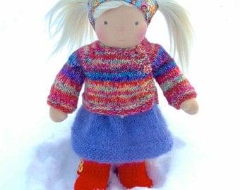 Waldorf Doll ~ Katya ~ 15 inch