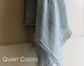 Quiet Colors Collection - Knitting Pattern PDF Collection - 4 accessories patterns - instant download