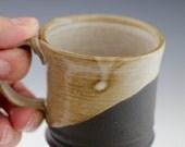 Half and Half Expresso Mug