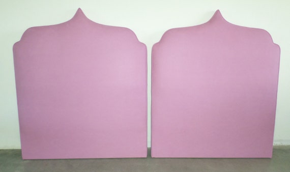 Custom Curved Headboard- Design Your OWN In Any Fabric