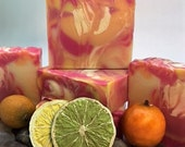 Citrus Synergy Shea Butter Soap