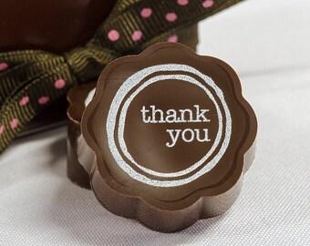 Chocolate Thank You, Thank You Chocolate, Thank You Chocolates
