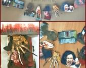 Elm Street Nightmare - Horror Garland Banner