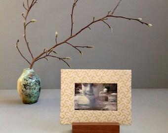 Horseshoe Frame, Good Luck Gift, Wedding Gift, Housewarming Gift, Graduation Gift
