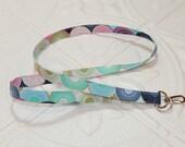 Lanyard - Badge Holder - Teacher Lanyard - Key Lanyard - Fabric Lanyard