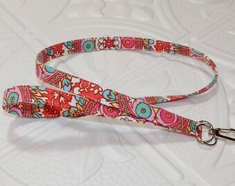Lanyard - Badge Holder Lanyard - Badge Holder - Keychain - Teachers Gifts