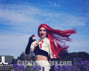 Latex Pokemon Team Rocket Jessie Inspired Set