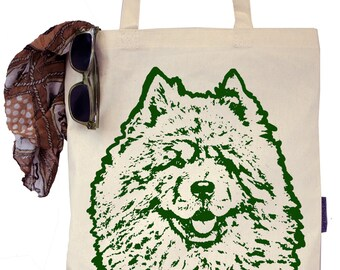 Bear the Chow Chow - Eco-Friendly Tote Bag
