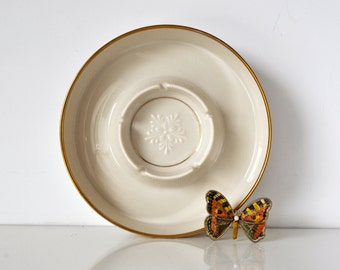Lenox China Ashtray Straford Collection