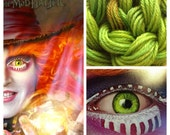 Hatter's Left Eye - Mini Skien -