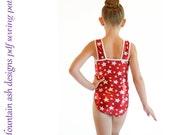 Leotards 11 pdf sewing pattern gymnastics gym ballet dance girls sizes 2-14