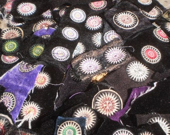 Hmong Hilltribe Embroidered Decorations 100