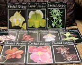 Orchid Review Magazine Bu...