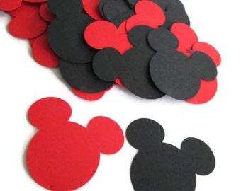 Minnie Mouse 1st Birthday Decoration, Red Minnie Mouse Birthday Decoration, Red Minnie Mouse Baby Shower Decoration