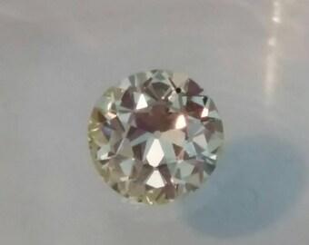 1.50ct GIA Old European Cut Diamond - VS1 7.42mm loose stone,  GIA Graded         tags OEC  1.5ct,  1.50 carat,  1.5kt,  1.50 kt,  1.50 ctw