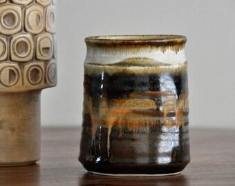 Vintage Handmade Studio Pottery Vase