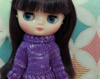 Middie Blythe sweater - Purple