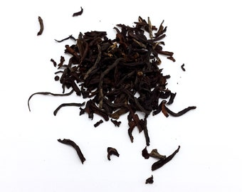 Temi Estate Sikkim Tea FTGFOP - Loose Leaf Tea - Black Tea - Indian Tea - Orthodox Tea - Premium Tea - Estate Tea - High Tea