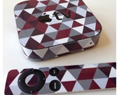 Apple TV Designer Skins (Multiple designs to choose from) Apple TV NOT included)